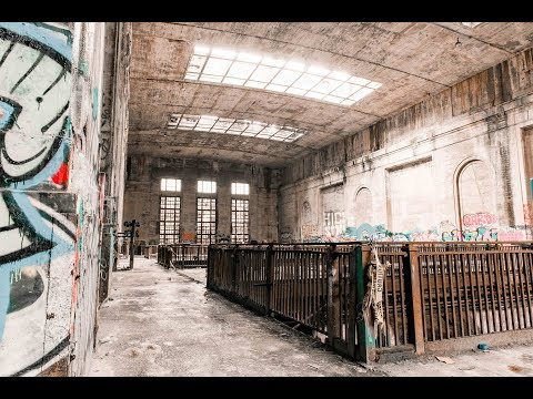 Exploring Abandoned Peco Plant In Philly