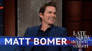 Matt Bomer Has His 2020 Candidate Picked Out