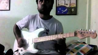 Teri Meri Prem Kahani (Bodyguard) guitar cover - doctorawesome