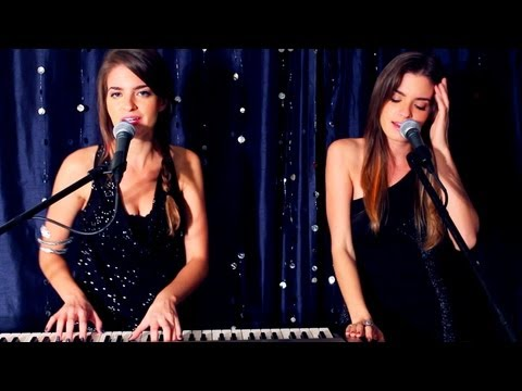 Here is our cover of Rihanna - Diamonds and we hope ya like it! :) You can download on iTunes & AmazonMP3! https://itunes.apple.com/us/album/diamonds-single/id572049788  (In video- Helena left, Maria right)   Please SUBSCRIBE to our channel for weekly videos! http://bit.ly/QDNX8J   TALK TO US! Facebook: http://www.facebook.com/helenamariamusic Twitter: http://www.twitter.com/helenamariaduo Youtube: http://www.youtube.com/helenamariamusic Youtube Vlogs: http://www.youtube.com/helenamariatv Itunes: http://www.itunes.com/helenamaria Website: http://www.helenamaria.com Instagram: @HelenaMariaMusic     PLEASE TWEET THIS ON TWITTER HERE: http://clicktotweet.com/79Zpj PLEASE SHARE THIS ON FB HERE: http://on.fb.me/UNBv3J     Song Originally Performed by: Rihanna   Thank you for watching our videos and for your continued support!! WE LOVE YOU GUYS!