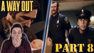 Let's Procrastinate With A Way Out - Part 8 HADOUKEN