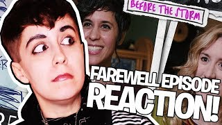 IT'S NEVER GOODBYE! Before the Storm Farewell Episode (Reaction)