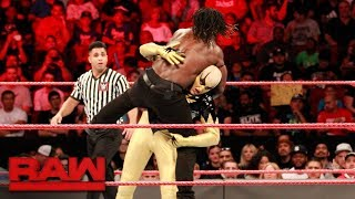R-Truth vs. Goldust: Raw, July 10, 2017