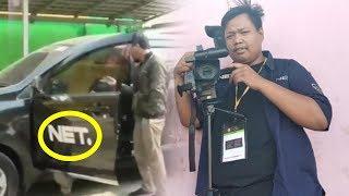 Hendak Peras Kepala Desa, Dua Wartawan Gadungan Net TV Ditangkap Polisi! Terkuak Profesi Sebenarnya