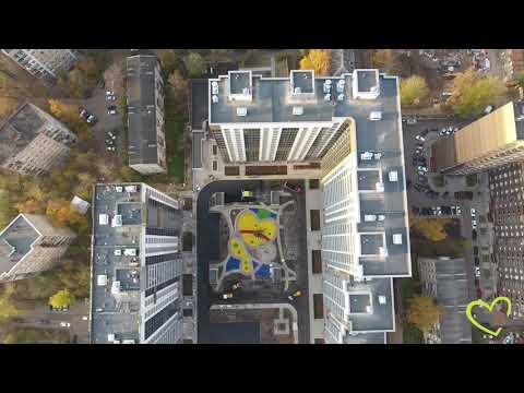 Видео Ход строительства октябрь 2019