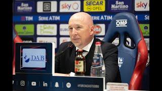 Cagliari-Spal, Le Parole Del Post-partita
