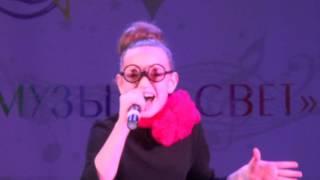 """Порвала зал!) 1 МЕСТО !! Международный вокальный конкурс """"Музыки Свет"""" Акулина Андреева. 10 лет!"""