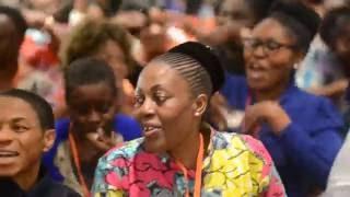 Un moment merveilleux de louange avec les Femmes Affranchies