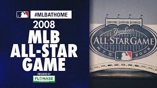 2008 All-Star Game at Yankee Stadium | #MLBAtHome