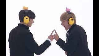 More separation and Taekook playing the game they used to play together (vkook analysis)