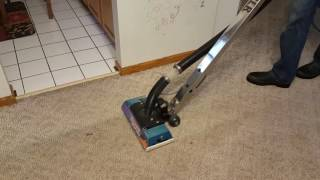 Some reasons why we agitate the prespray while carpet cleaning