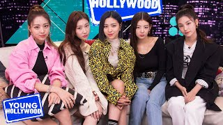 K-Pop's ITZY Spill on Beyonce, Teach Us ICY & Dalla Dalla Dances, & More