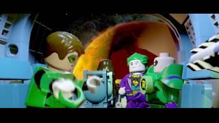 LEGO Batman 3: Beyond Gotham ~ Level 14: Aw-Qward Situation (Story Mode Guide)