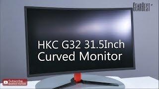 מסך למשחקים 31.5 inch Curved Monitor  בפחות 1600 שקל 144Hz