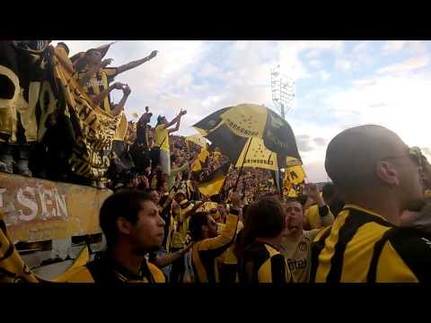 """""""Peñarol 5 Nacional 0 (VEO VEO QUE VES?)"""" Barra: Barra Amsterdam • Club: Peñarol"""