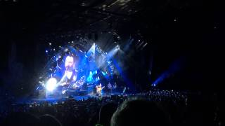 Dave Matthews Band - Captain (without reprise) - Alpine N1 2015