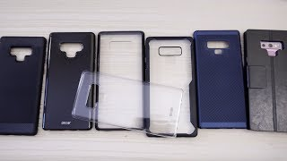Olixar Cases for the Samsung Galaxy Note 9!