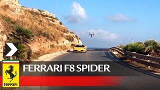 [Ferrari] Ferrari F8 Spider Official Behind the Scenes