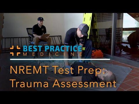 NREMT - Trauma Assessment Test