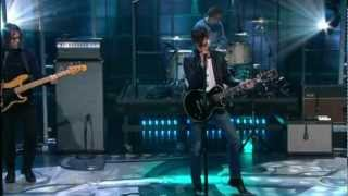 Arctic Monkeys - Reckless Serenade [Live on Tonight Show]