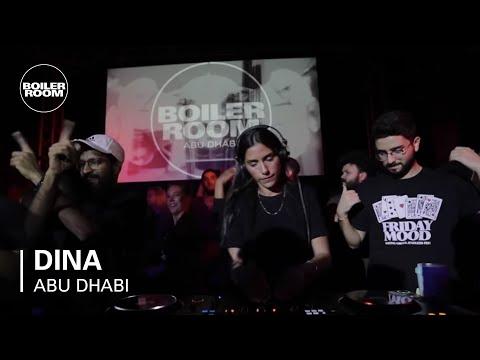 DINA | Boiler Room Abu Dhabi: MAS