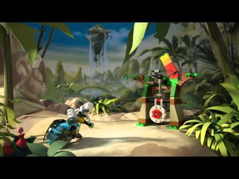Vidéo LEGO Chima 70110 : La tour suprême