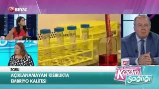 Prof  Dr  Recai Pabuçcu İle Kadın Sağlığı   Beyaz Tv 9. Bölüm