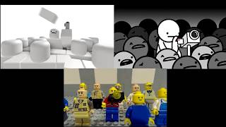 (50k and up subs) Asdfmovie10  - Roblox, lego and original