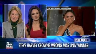 Miss Universe blunder: 'Every pageant girl's nightmare'