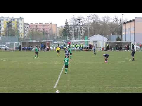 Skrót meczu Pisa Barczewo - Stomil II Olsztyn 3:2