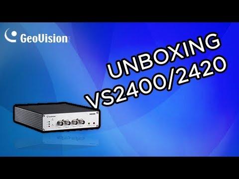 CONHEÇA O GV-2420/2400 - VÍDEO SERVER