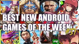 Best New Free Android Games of the Week #37