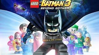 LEGO Batman 3 Beyond Gotham Pelicula Completa Español 1080p  Game Movie