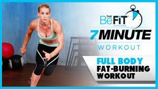 7分鐘鍛煉:全身燃燒脂肪 出處 BeFiT