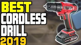5-best-cordless-drills-in-2019