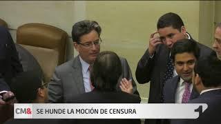 Cámara De Representantes Niega Moción De Censura Contra Carrasquilla