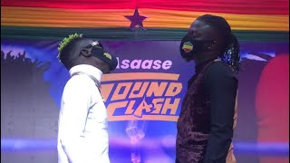 Stonebwoy & Shatta Wale Face Off