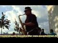 Saxophon solo Empfang 2010 MOTET Hochzeit deutsch polnische Hochzeitsband