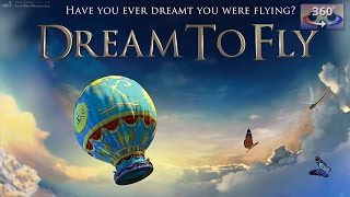 Dream To Fly - fulldome trailer 360°