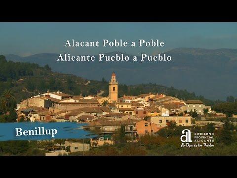 BENILLUP. Alicante pueblo a pueblo