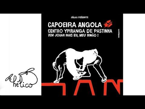 Centro Ypiranga de Pastinha - Capoeira de Angola Se Joga no Chão (audio)