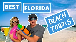 Top 5 AFFORDABLE Florida Beach towns - Cheap Places to Live Near the Beach