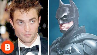 New Batman Leaked Pictures: A First Look At Robert Pattinson