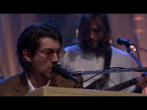Arctic Monkeys Four Out of Five Live Jimmy Fallon.