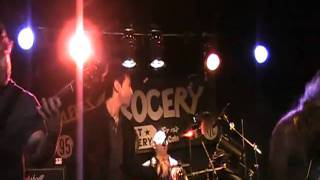 Zandelle - Dark Nemesis (live at Arlene's Grocery 12-17-10)