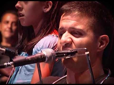 León Gieco video Sólo le pido a Dios - San Pedro Rock 1 - 2003