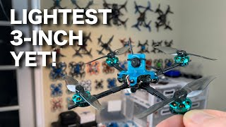Building the World's Lightest 3-Inch FPV Drone