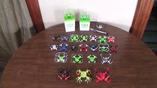 Nano Quadcopter Review Round Up!