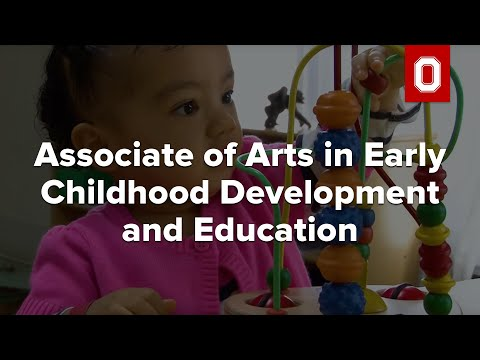 Online Associate of Arts in Early Childhood Development and ...