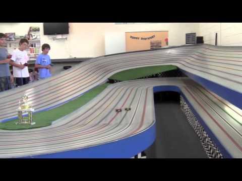 Longmont Slot Car Race Track